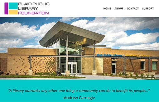 Blair Public Library Foundation